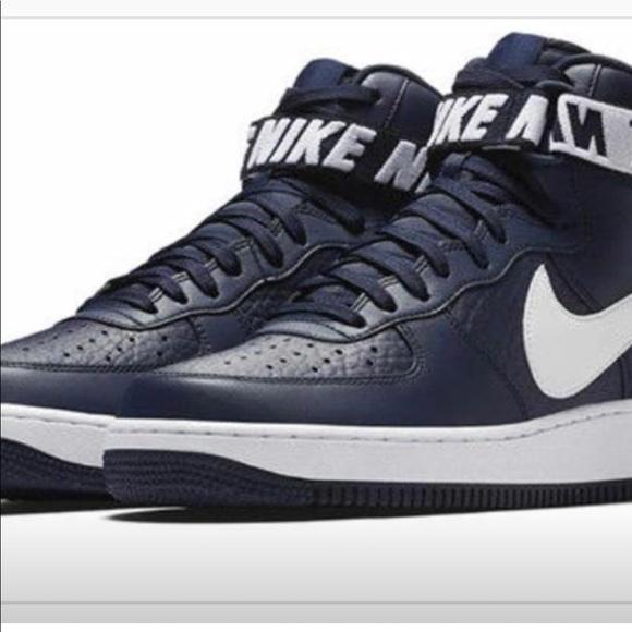 Nike Shoes | Air Force S Hi Nba College
